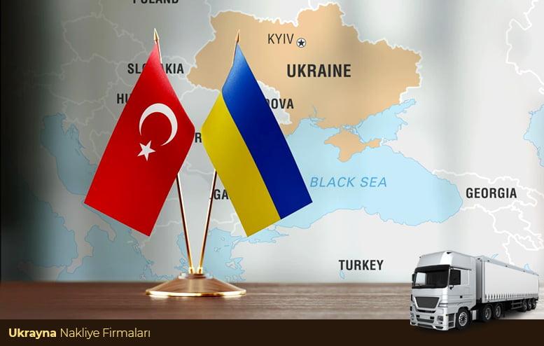 Ukrayna Nakliye Firmaları